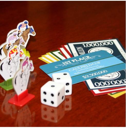 Turf Legends Board Game